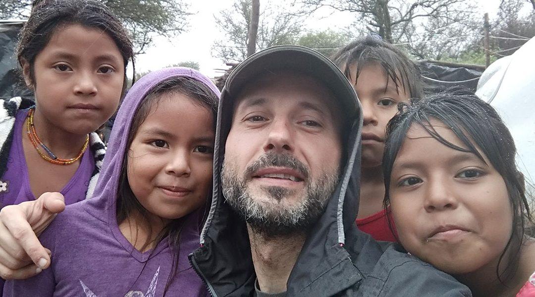 TRIP TO ARGENTINA. Enrico De Angelis, volontario di Roma, partito ad inizio maggio per le Ande argentine.