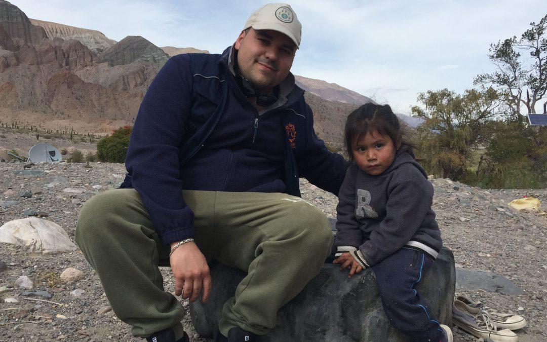 TRIP TO ARGENTINA Matias Corvaro, volontario di Sant'Elpidio a Mare (FM) si racconta…