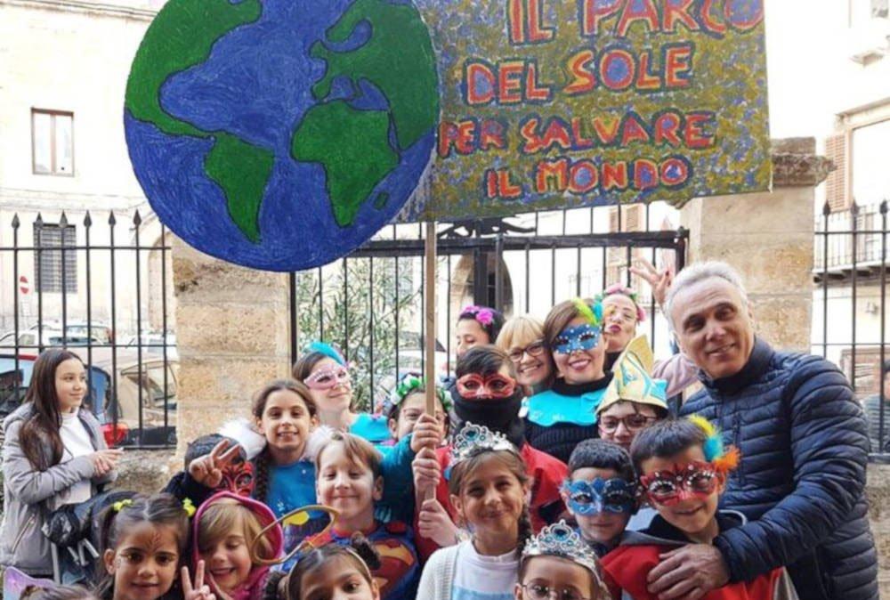 """ITALIA – """"Il Parco del Sole per Salvare il Mondo"""""""