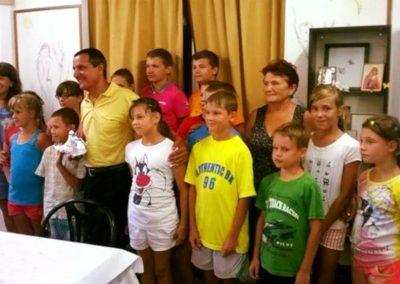 Casa dell'Albero, sostegno ai bambini di Chernobyl