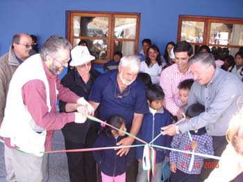 """Centro polifunzionale """"Las Cuevas"""""""