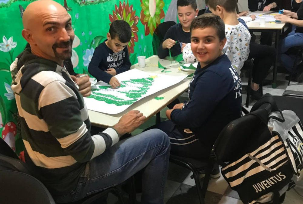 VOLONTARI- Intervista a Oscar Morosini, volontario al Centro Parco del Sole – Palermo.
