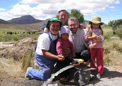 Pozzo per il centro di Las Cuevas