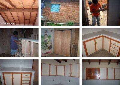 Ristrutturazione Centro Virgen de Fàtima