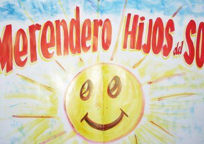 """Inaugurazione centro """"Hijos del Sol"""""""