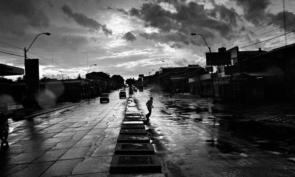 Reportage fotografico sull'infanzia di strada