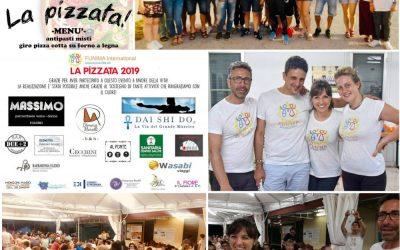 EVENTI – Pizzata solidale a Gubbio
