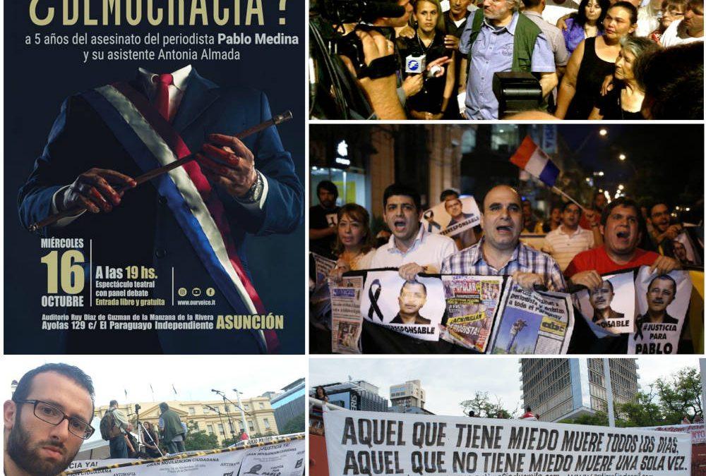 PARAGUAY – #JusticiaparaPablo