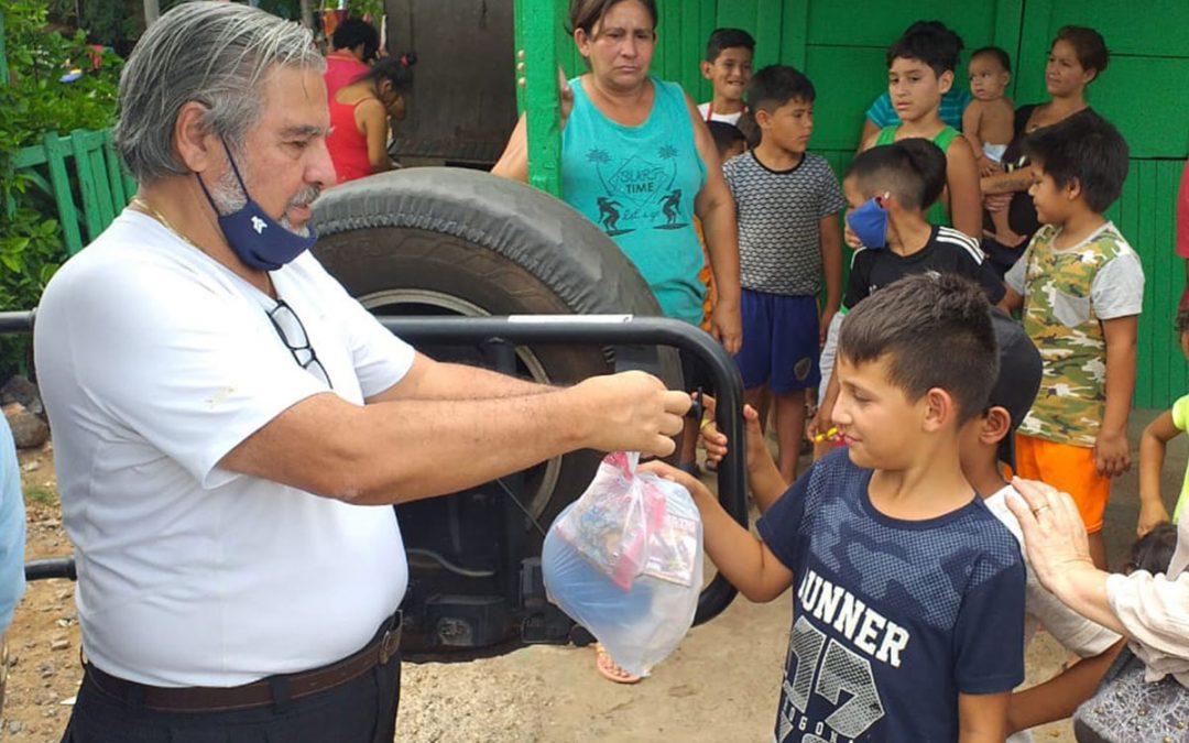 PARAGUAY. Un giorno speciale per i bambini di Hijos del Sol