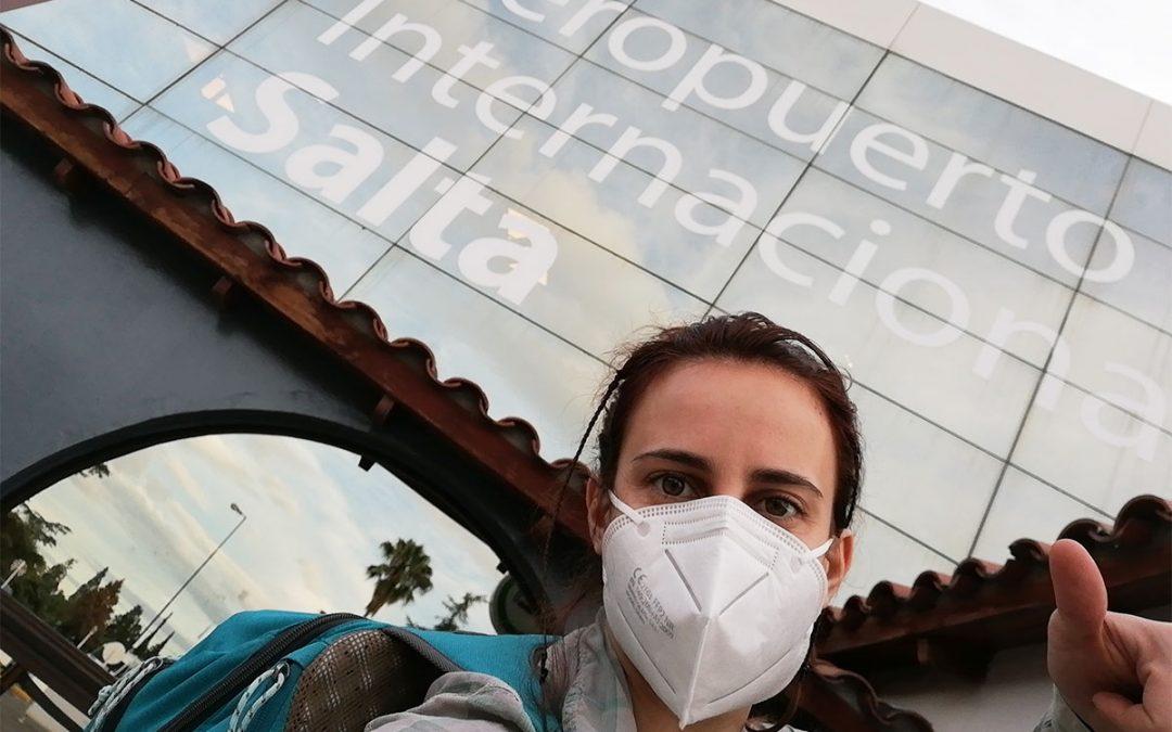 TRIP TO ARGENTINA. Primo video-diario della laureanda Francesca Mondin.