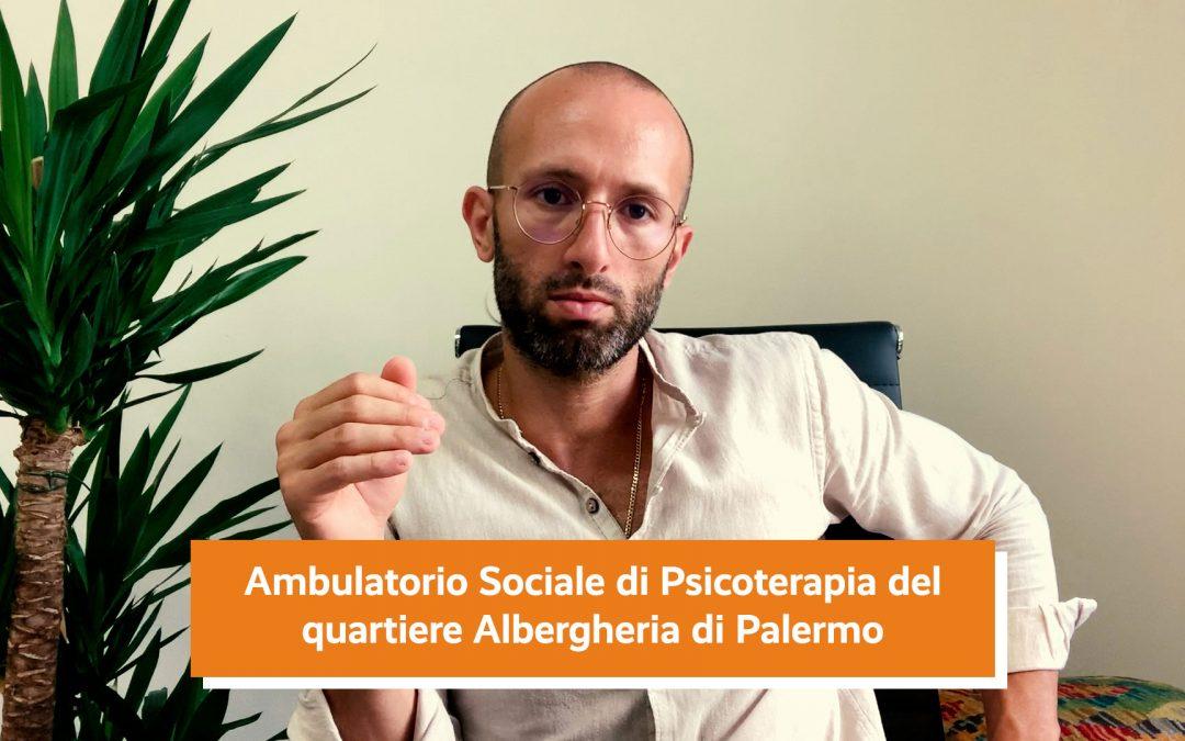 Ambulatorio Sociale di Psicoterapia del quartiere Albergheria di Palermo
